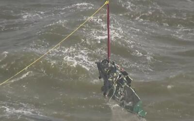 Siguen las labores de rescate para encontrar el cuerpo del segundo solda...