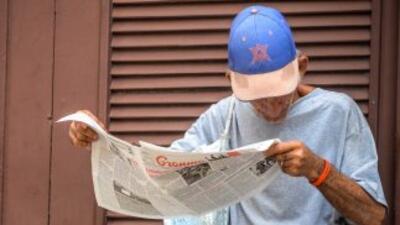 """La prensa de Cuba, toda controlada por el estado, calificó de """"reñida"""" y..."""