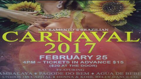 Disfrute en familia del Carnaval 2017