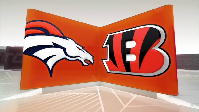 Semana 3 Highlights: Denver Broncos 29-17 Cincinnati Bengals