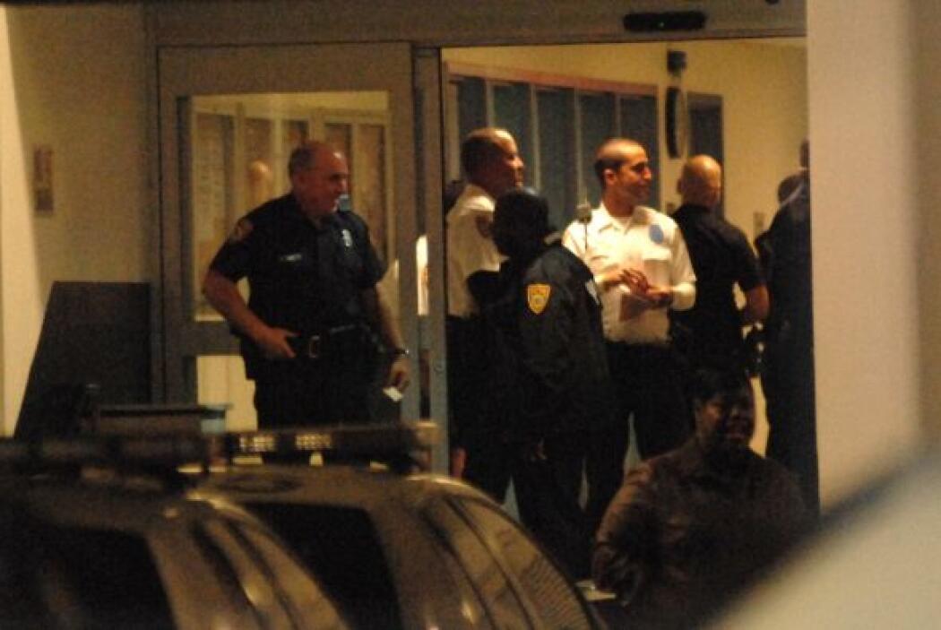 El test de droga que se le hizo cuando lo arrestaron en Miami salió posi...