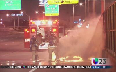 Dos muertos en accidente en la I-95