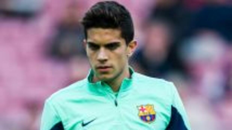 Bartra aceptó las condiciones del club y seguirá como 'blaugrana'.
