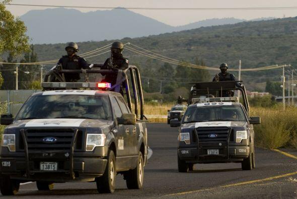 Michoacán ha sido cuna de grupos del crimen organizado, como La F...