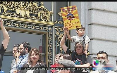 Resolución para ayudar a niños indocumentados en San Francisco