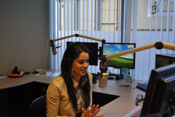 Vanessa ha asistido a todas las audiciones, faltan dos más.