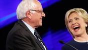 """Los """"malditos emails"""" unen a Sanders y Clinton"""