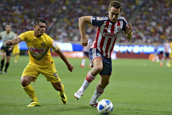 Carlos Gerardo Rodríguez (7).- El lateral por izquierda del 'Rebaño' tam...