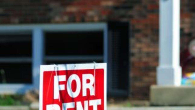 Alquiler de vivienda. (Archivo)