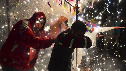 A una semana del último accidente, Tultepec hace su gran fiesta de pirot...