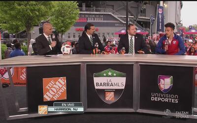 Maximiliano Urruti comentó de su tatuaje de la Copa de MLS