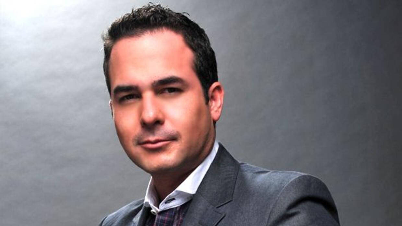 Carlos Calderón, conductor de El Gordo y la Flaca.