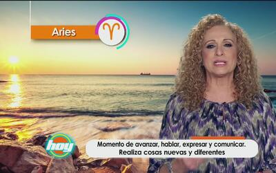 Mizada Aries 13 de octubre de 2016