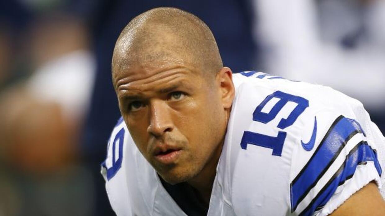 Miles Austin tiene un pie fuera de los Cowboys (AP-NFL).