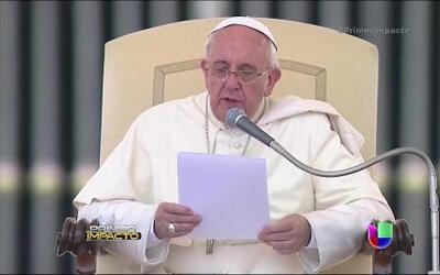 El Papa Francisco está de luto por la muerte de sus familiares en Argentina