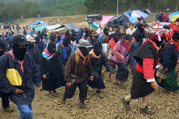 El 1 de enero de 1994 el Ejército Zapatista de Liberación Nacional (EZLN...