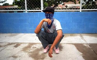 Infancia salvadoreña sometida por pandillas