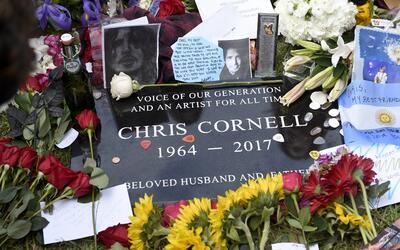 Último adios a Chris Cornell
