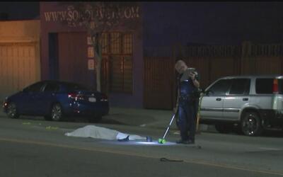 Una mujer con su bebé fueron atropellados en El Sereno