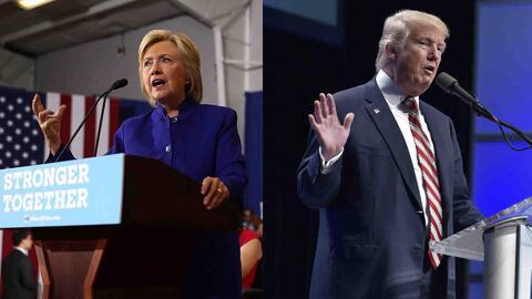 Faltan pocos días para el primer debate presidencial de Estados Unidos