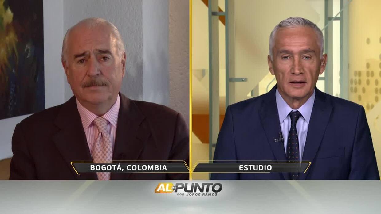 """Andrés Pastrana: """"Las FARC van a seguir delinquiendo"""""""