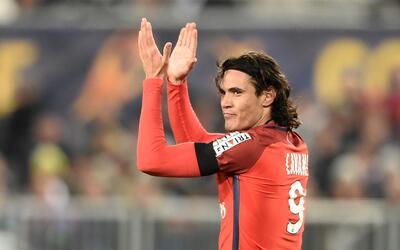 Cavani Copa Francia