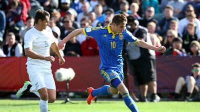 Nueva Zelanda y Ucrania abrieron el Mundial Sub 20