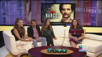 """Los protagonistas de """"Narcos"""" nos hablan de la segunda temporada"""