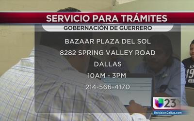 Servicio para inmigrantes mexicanos