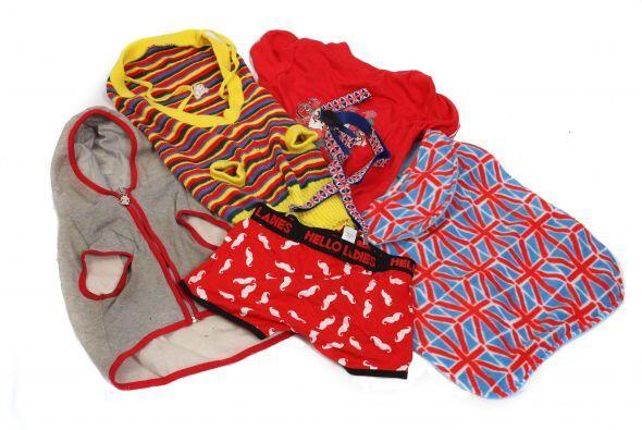 Entre la colección de Menace se encuentran algunas prendas como: sudader...