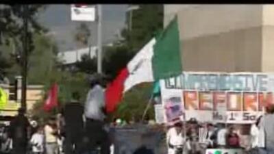 Marchas del primero de mayo en San José