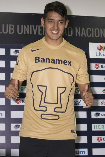 Los Pumas se reforzaron con el paraguayo Silvio Torales, quien lleg&oacu...
