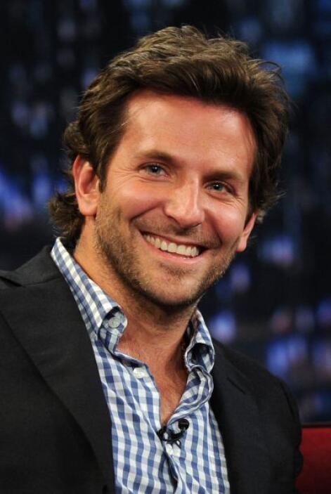 Otro de nuestros favoritos es Bradley Cooper, a quien agradecemos fervie...