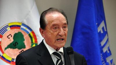 Expresidente de CONMEBOL fue extraditado a Uruguay