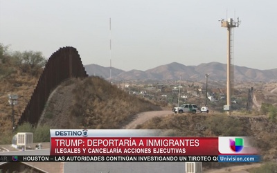 Reacciones a plan migratorio de Trump