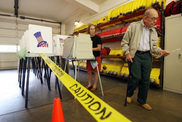 También es posible que dos candidatos del mismo partido sean los dos pri...