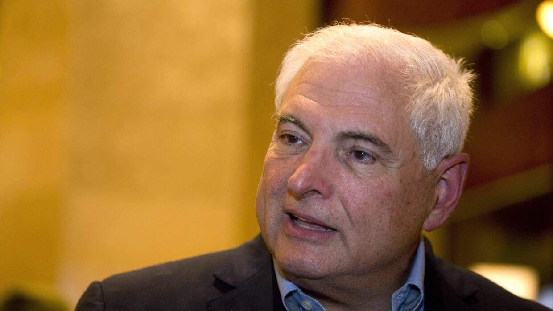 Ricardo Martinelli, expresidente de Panamá