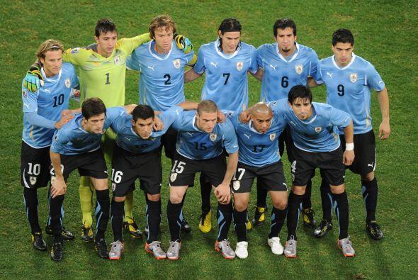 GRUPO C: Uruguay terminó tercero en el último Mundial, tiene 14 títulos...