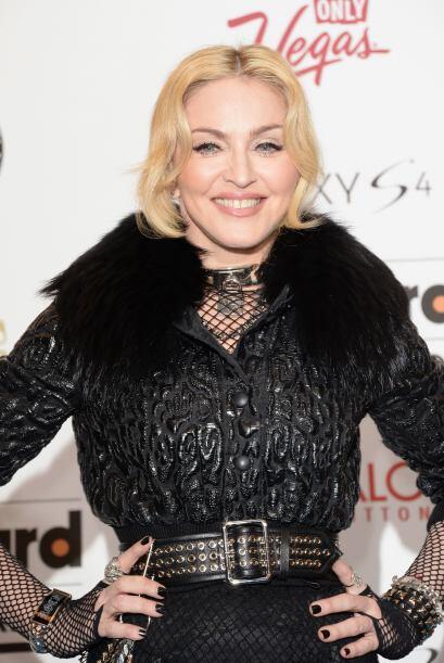 Madonna era un gran ícono de los 80's y ahora está volviendo a imponer m...