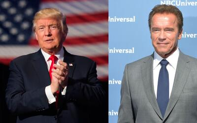 Trump vs 'Terminator', un ataque en tweets entre el presidente electo y...