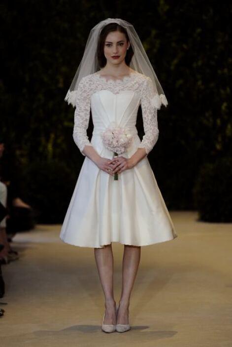 Además, es el gran ícono de un vestido femenino.