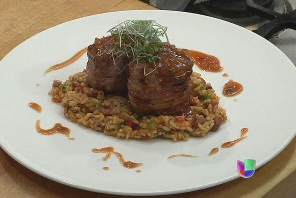 Filete en salsa negra: La comida jalisciense es una fusión de elementos...