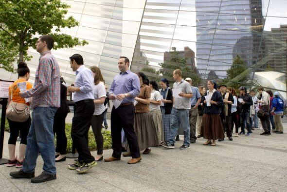 Este miércoles abrió sus puertas el museo de recordación del 9/11 al púb...
