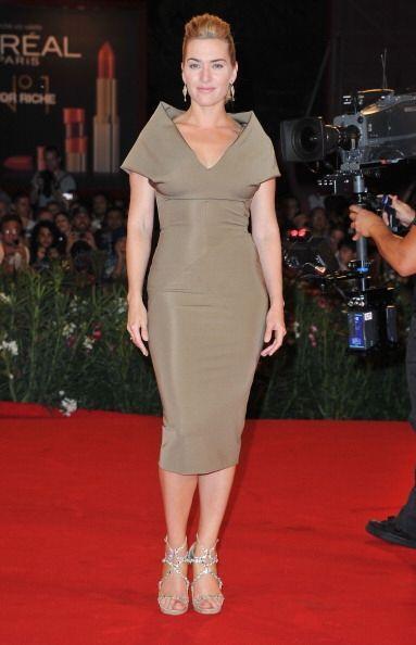 Kate Winslet, al igual que Oprah, no tiene el 'cuerpazo' de las demás 'c...
