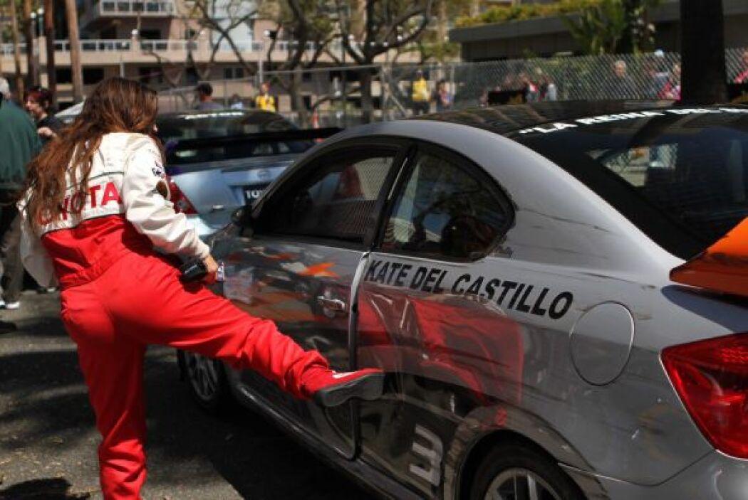 Todo el colorido del Gran Premio Toyota de Long Beach | Kate del Castill...