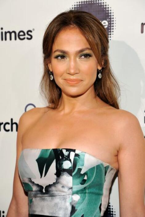Oficialmente Jennifer López fue reconocida hoy como un modelo de conduct...