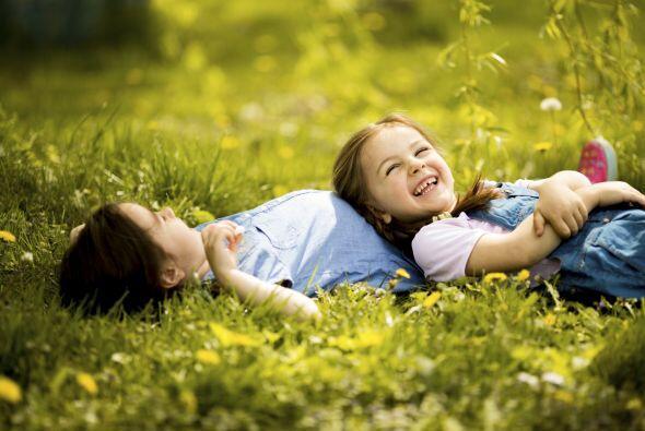 Si han llegado temprano, a los niños les vendrá bien un respiro para rec...