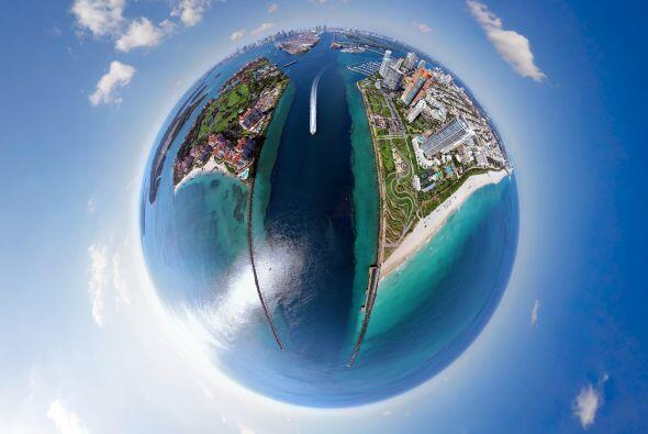 ¿Reconoces este lugar? ¡Es Miami!