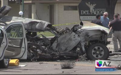 Fatal accidente múltiple conmociona a la comunidad