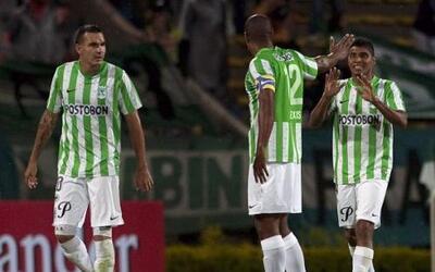 El cuadro verdiblanco se recupera en el torneo colombiano.